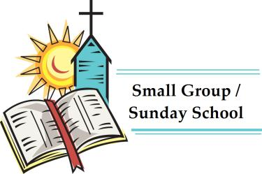 Small Group / Sunday School for Adults